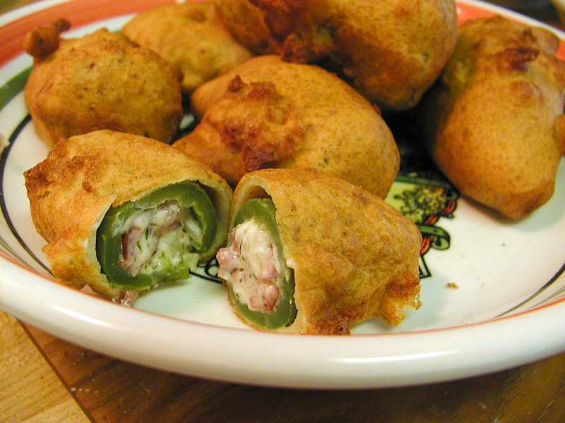 chiles rellenos the chile relleno literally stuffed chile is a dish of ...