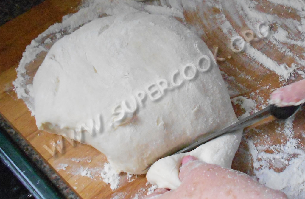 Traditional Yeast Dough