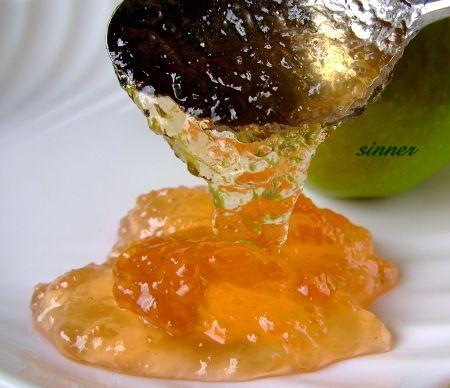 яблочное желе по болгарски